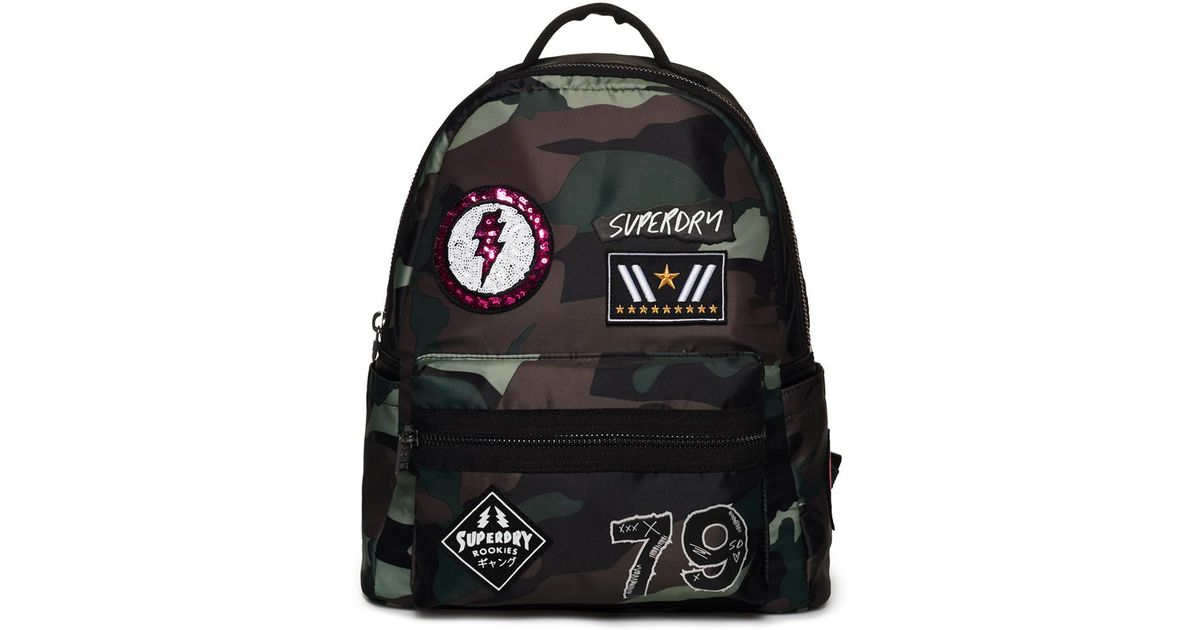 Midi Punk Backpack Superdry