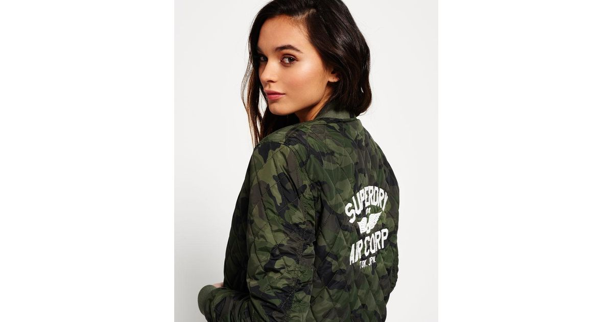 fac6ebe28f665 Superdry Sd-1 Bomber Jacket - Lyst