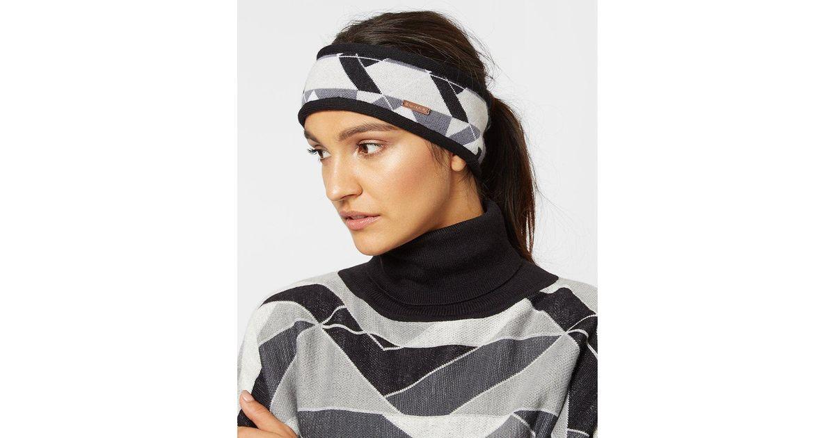 Lyst - Sweaty Betty Freestyle Knitted Ski Headband da9e3045b9f