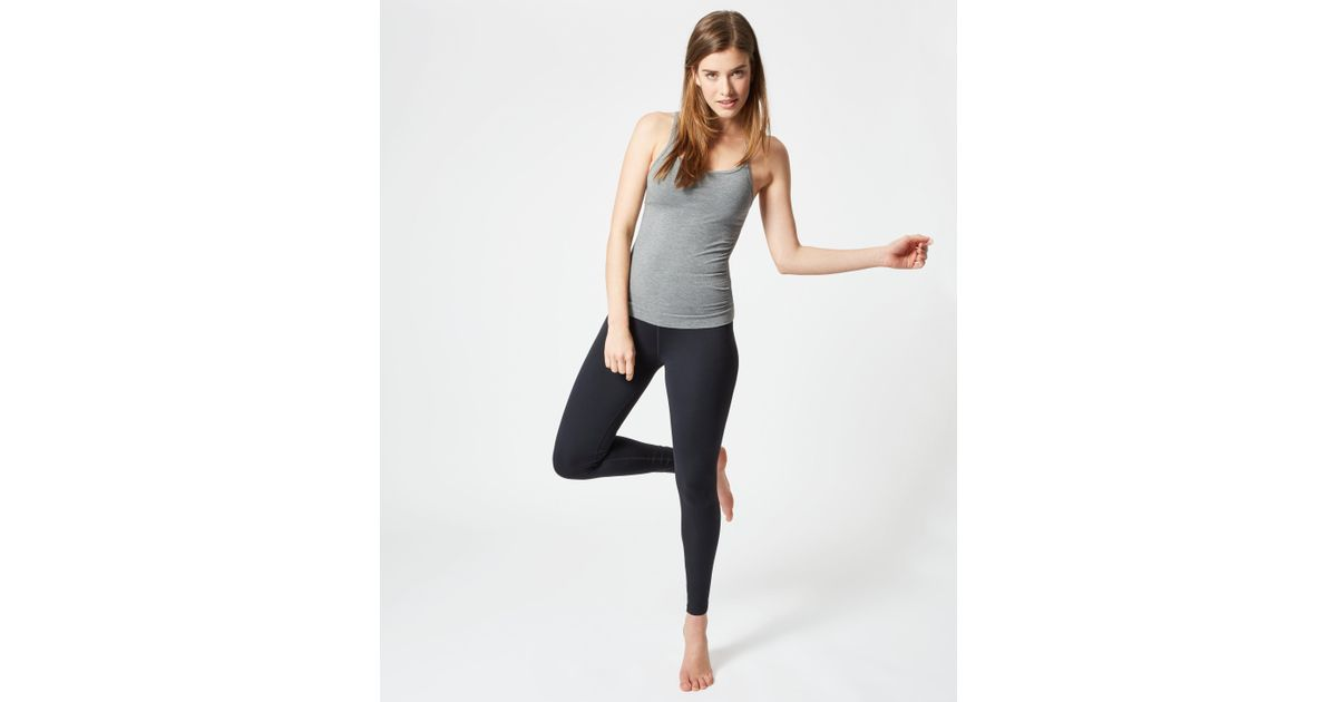 9a9a332819893 Sweaty Betty Contour Workout Leggings in Black - Lyst