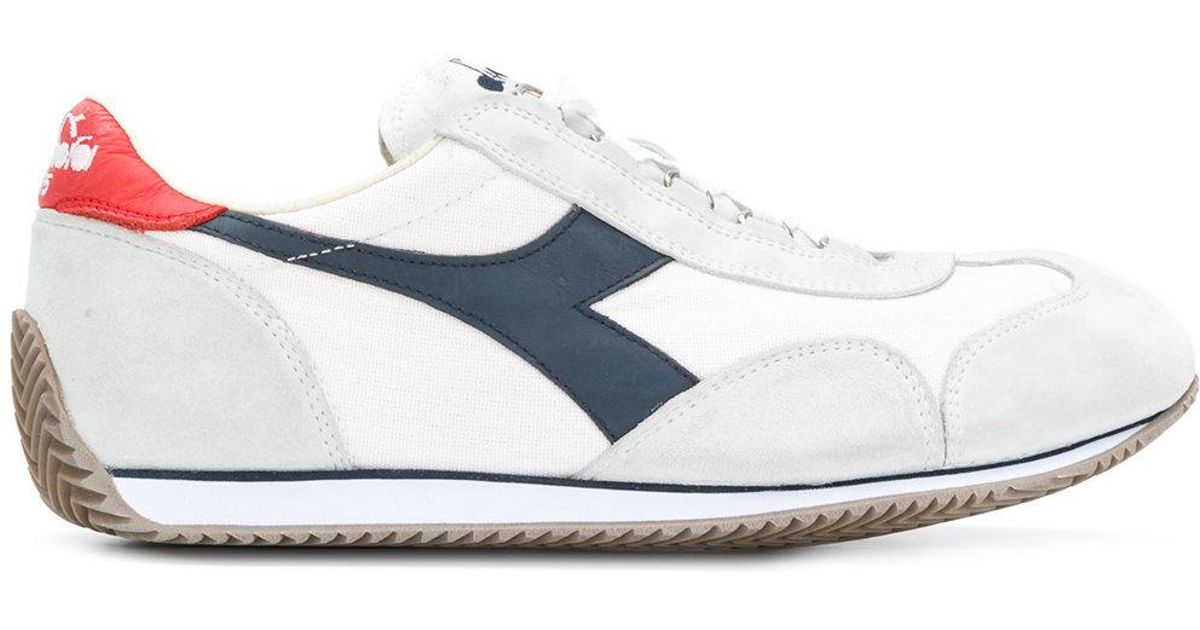 Equipe Stone Wash 12 sneakers - White Diadora vH9XK