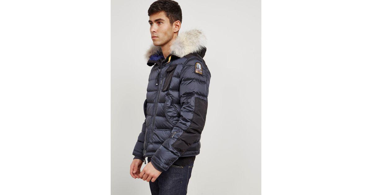parajumpers skimaster jacket navy