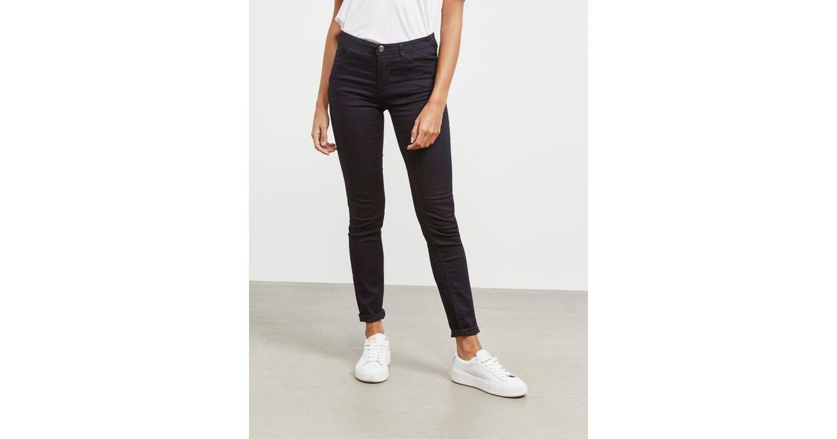 a50a981b Emporio Armani - J28 Skinny Jeans Blue - Lyst