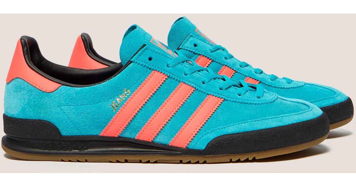 Lyst - adidas Originals Mens Jeans Blue/pink,