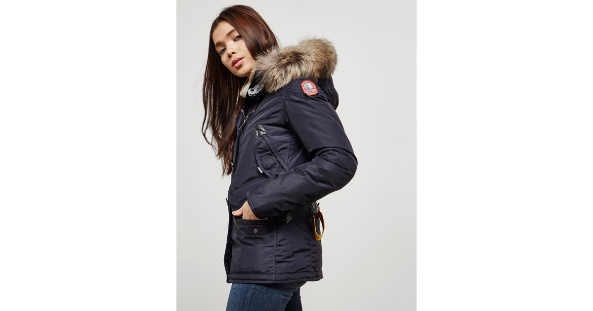 parajumpers doris padded parka jacket