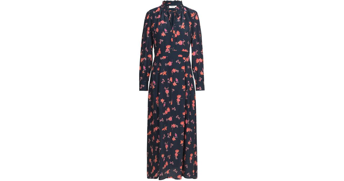 bb326d8c47c6 Day Birger et Mikkelsen Day Fall Maxi Dress in Blue - Lyst
