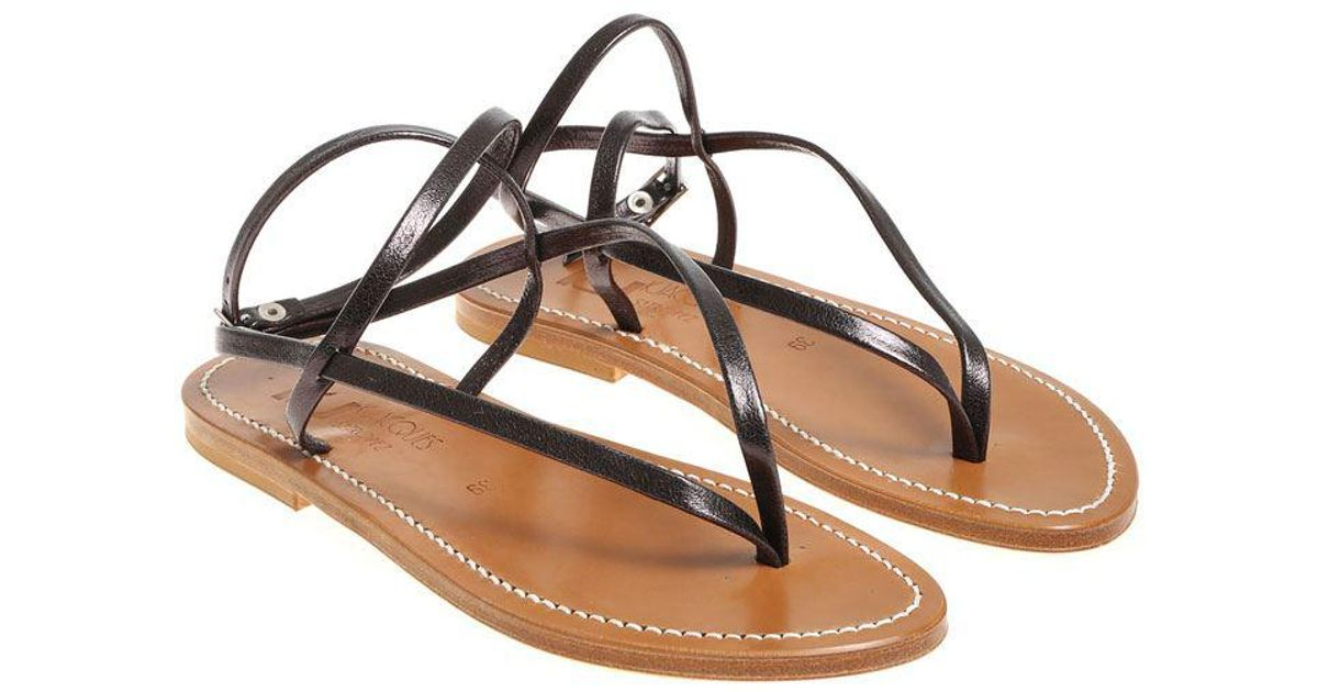 the best attitude 86ac1 411a8 k-jacques-grey-Dark-Grey-Delta-Thong-Sandals.jpeg