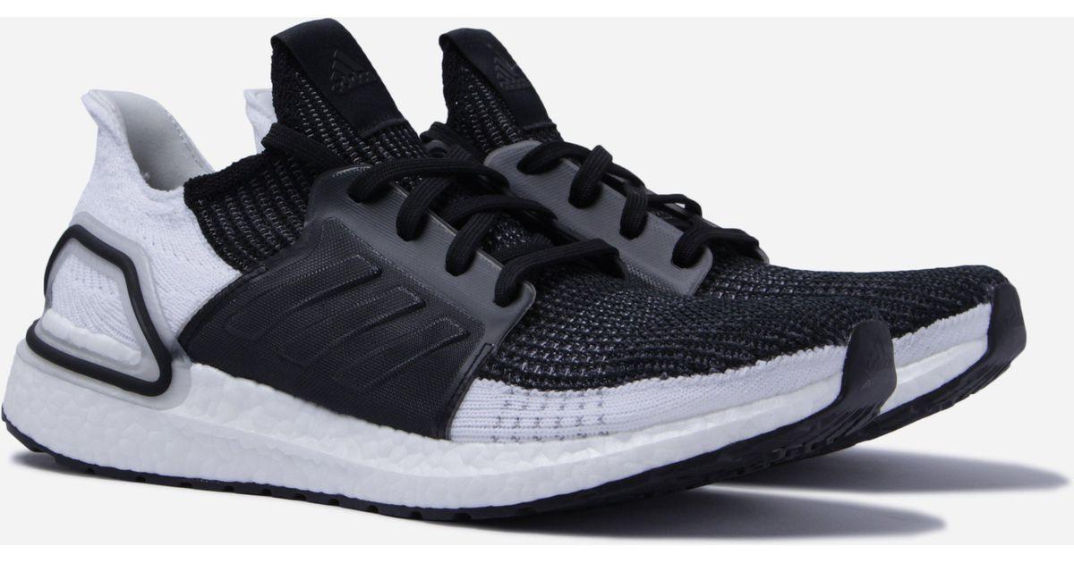 887e64a83 adidas Ultraboost 19 in Black for Men - Lyst