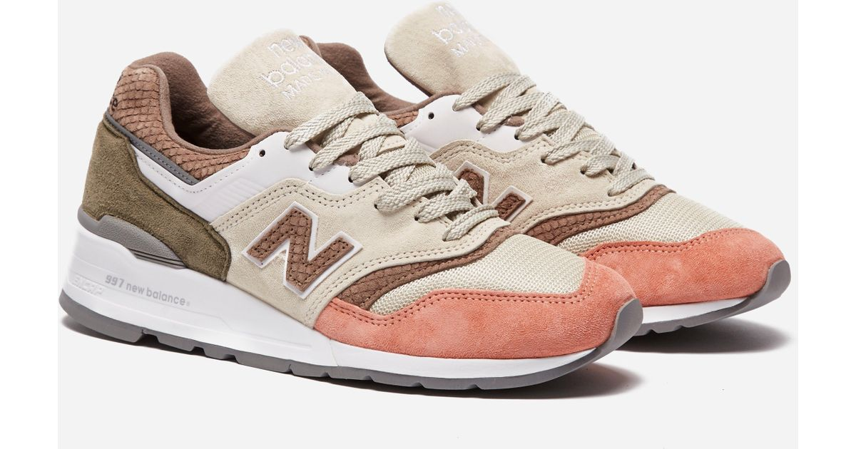 new product bd947 41182 New Balance - Natural M 997 Csu Made In Usa for Men - Lyst