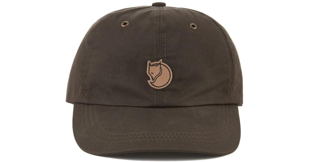 ac15e16346f30 Lyst - Fjallraven Helags Cap in Green for Men