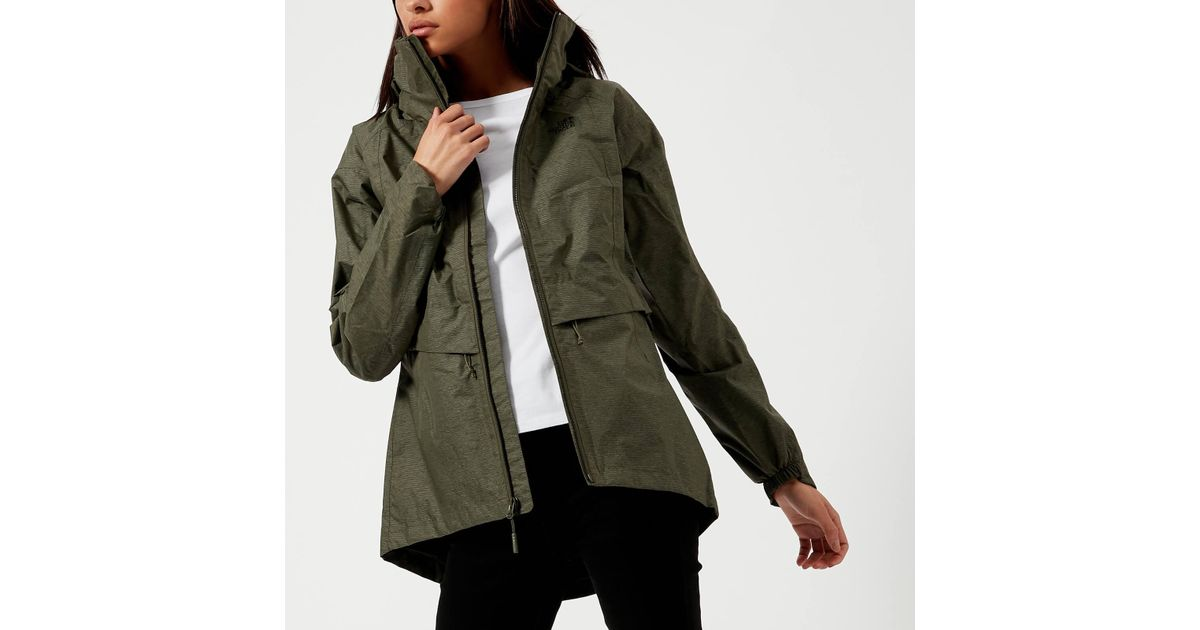 Dryvent Lyst Inlux Green North In Jacket The Face nAqraxWTA