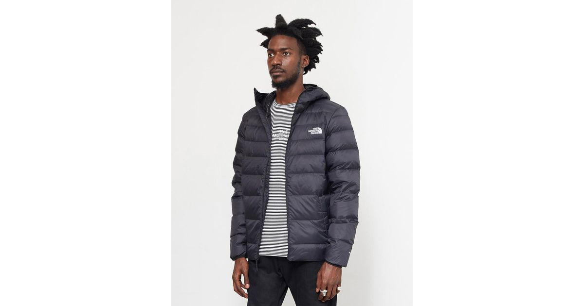 The North Face West Peak Down Jacket Black in Black for Men - Lyst 9fd8a4630