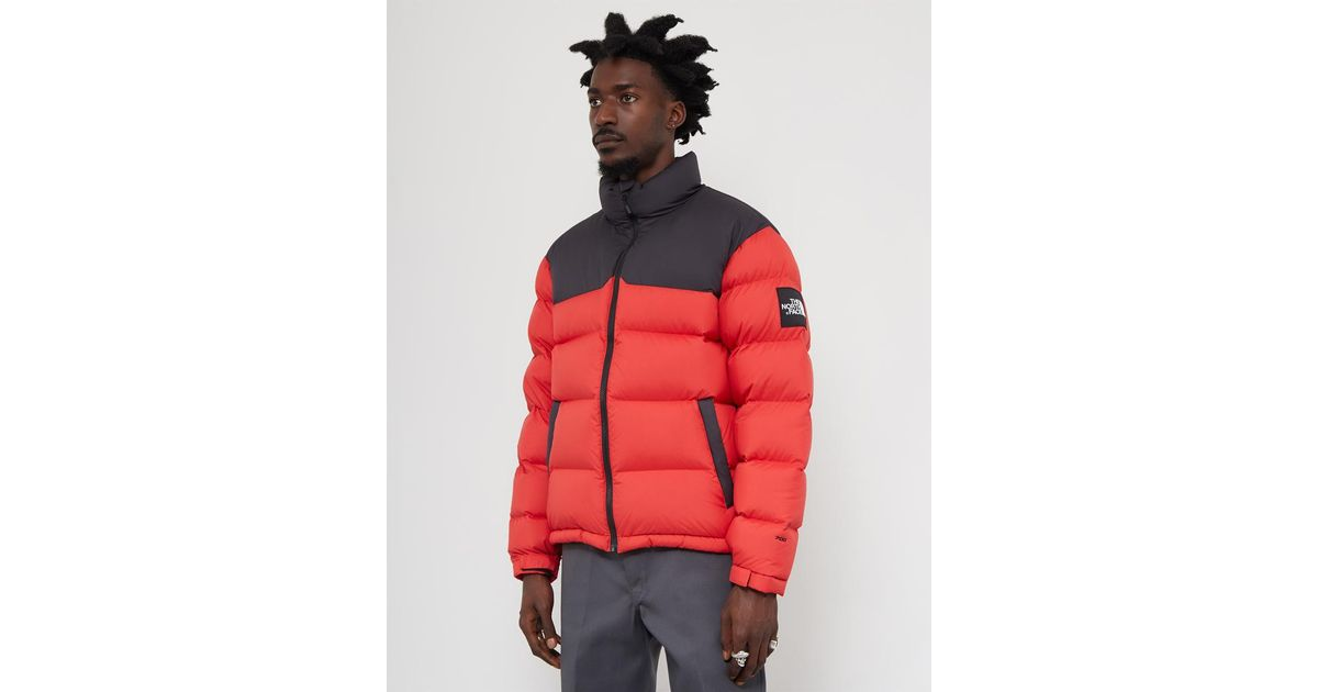 The North Face Black Label 1992 Nuptse Jacket Red in Red for Men - Lyst 988e6e158