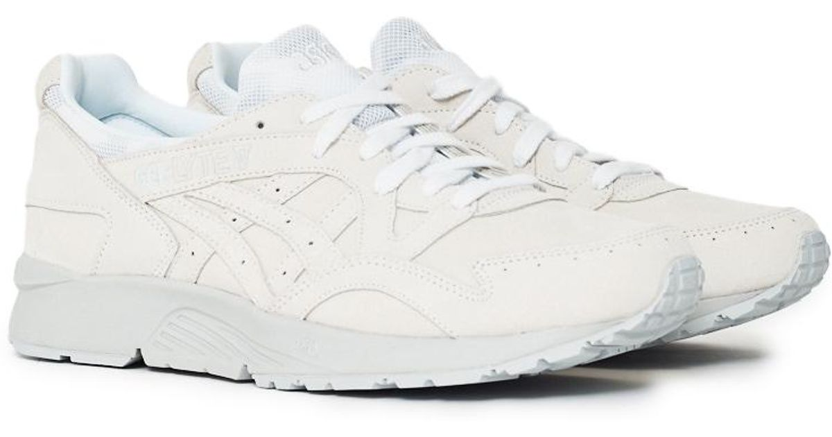 6abd558e50e8e Asics Gel-lyte V Off White in White for Men - Lyst
