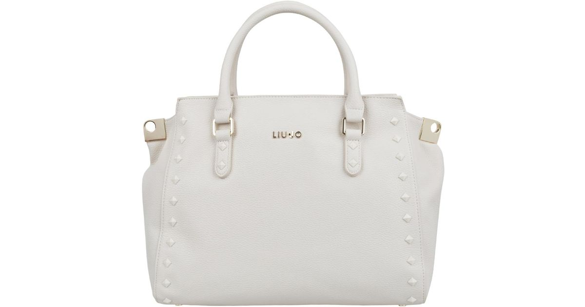 Liu Jo Shopping Belvis in White - Lyst 2d1464889ac