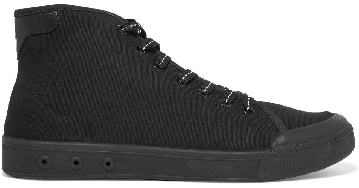 pay with visa online exclusive cheap price Rag & Bone Canvas High-Top Sneakers shopping online with mastercard ipYHw1PHPN