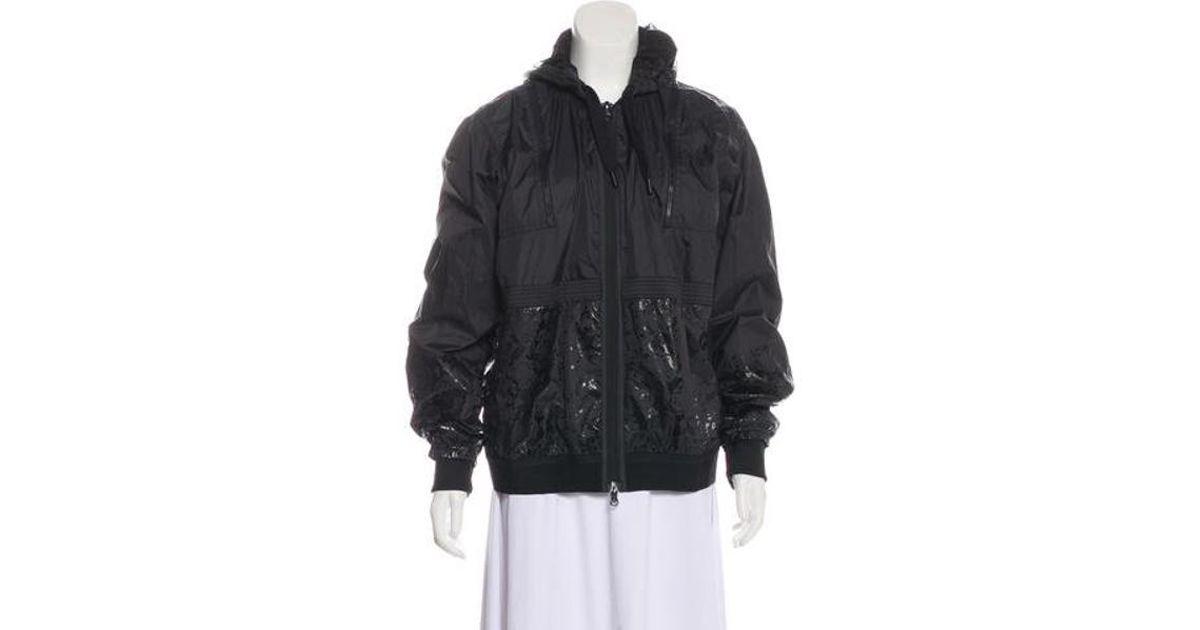 Adidas By Stella Mccartney Run lightweight jacket $188 Buy