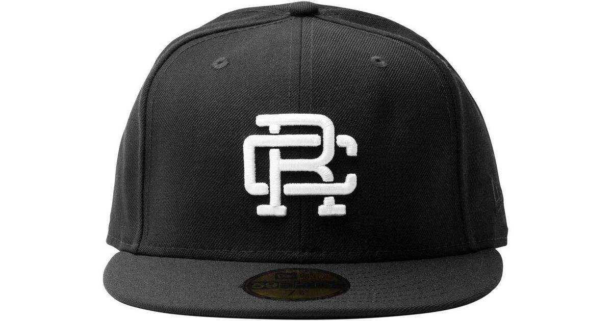 436a865d7f2 Lyst - Reigning Champ X New Era Cap in Black for Men