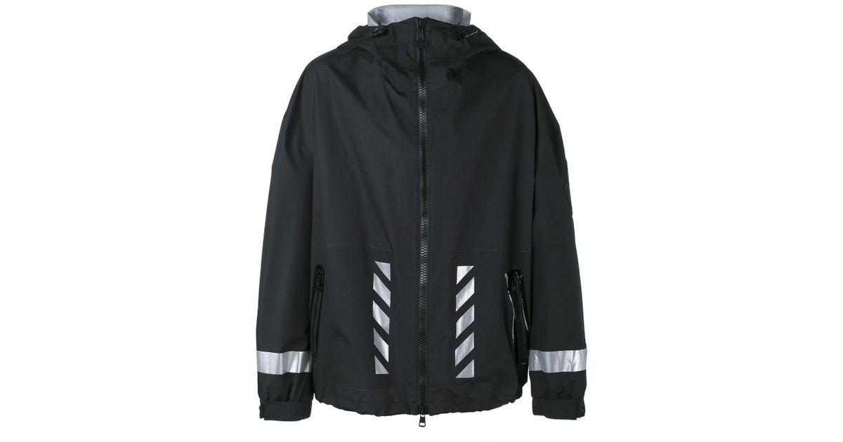 moncler jacket off white
