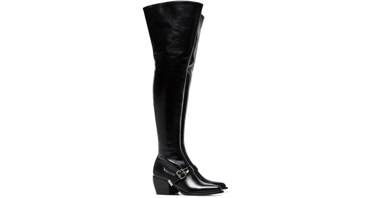 Chlo 233 Rylee Boots In Black Lyst