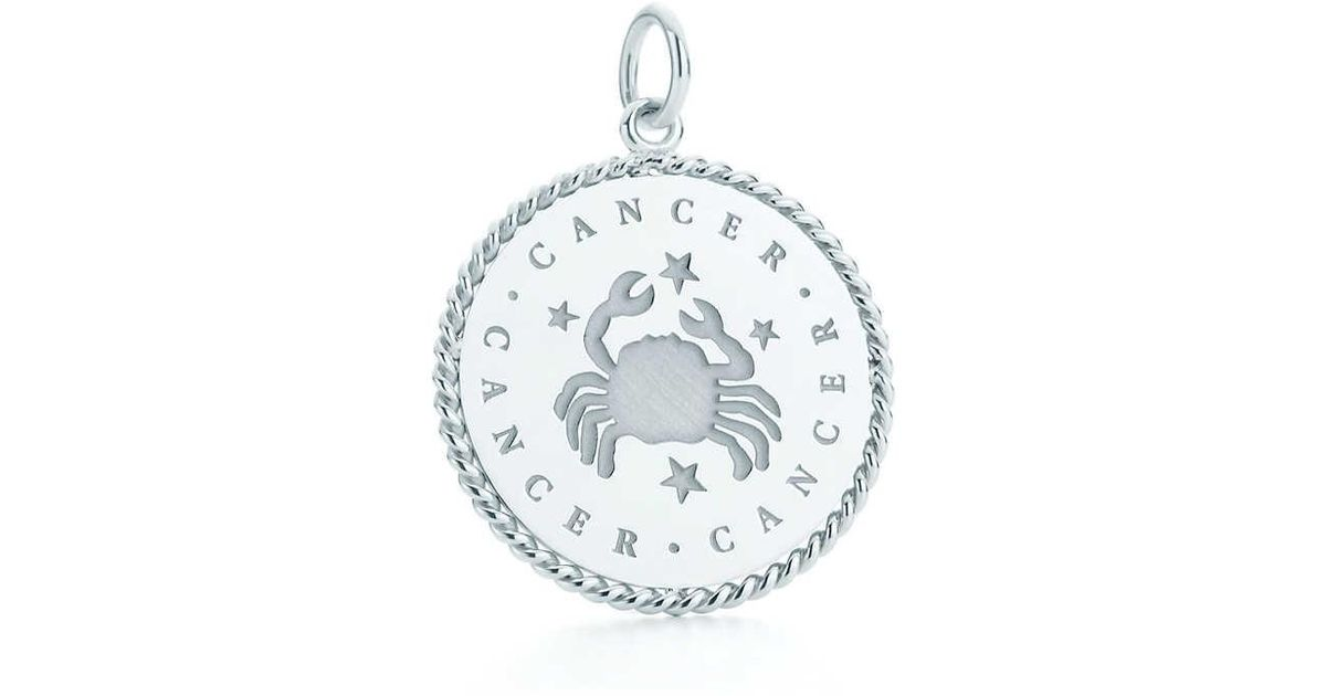 Cancer charm in 18k gold - Size Cancer Tiffany & Co. f8ZQbr