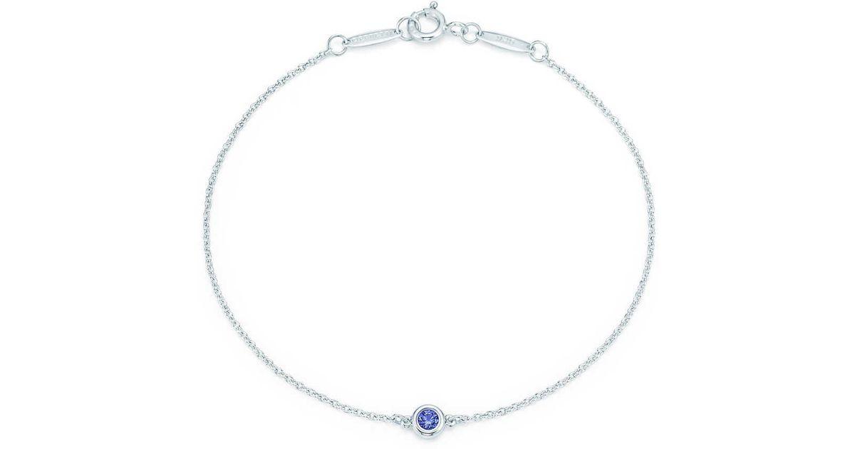 31e0758f96f2 Tiffany   Co. Color By The Yard Bracelet in Metallic - Lyst