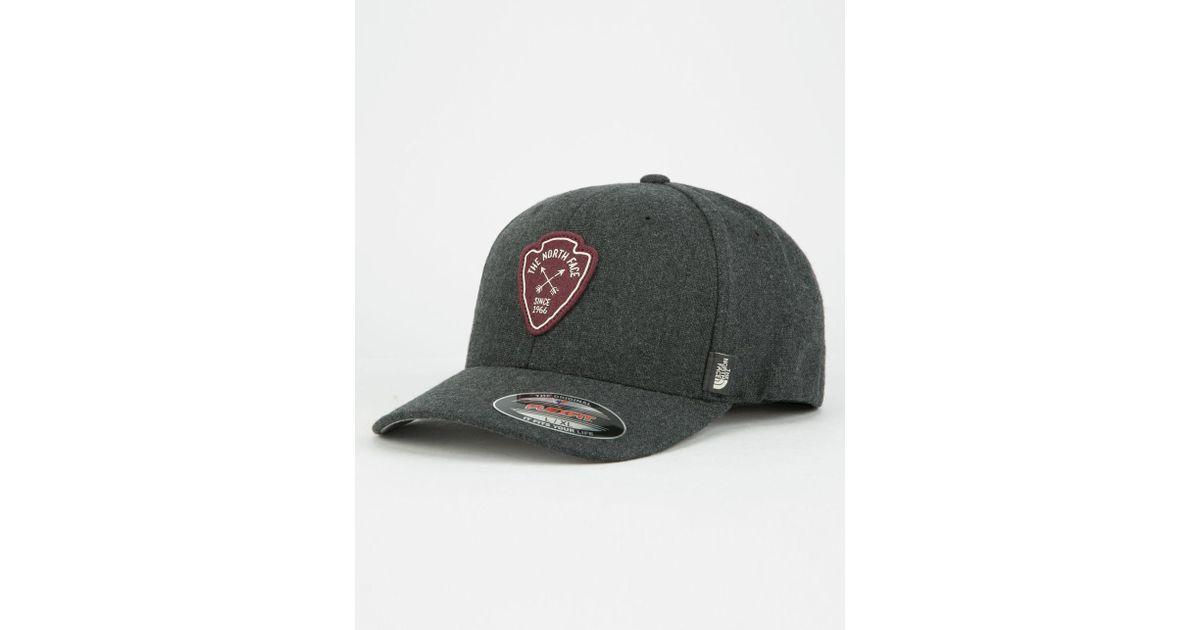 e810743d795 Lyst - The North Face Tnf M Team Tnf Ball Cap in Gray for Men