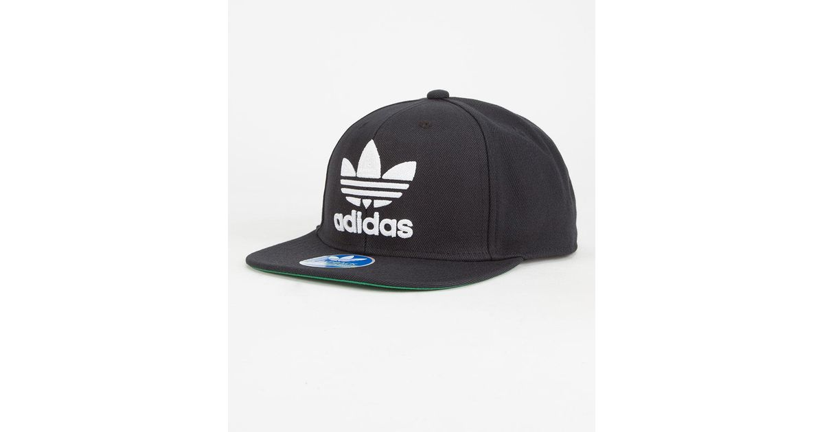 Lyst - adidas Thrasher Mens Snapback Hat in Black for Men 2bea8a19cac
