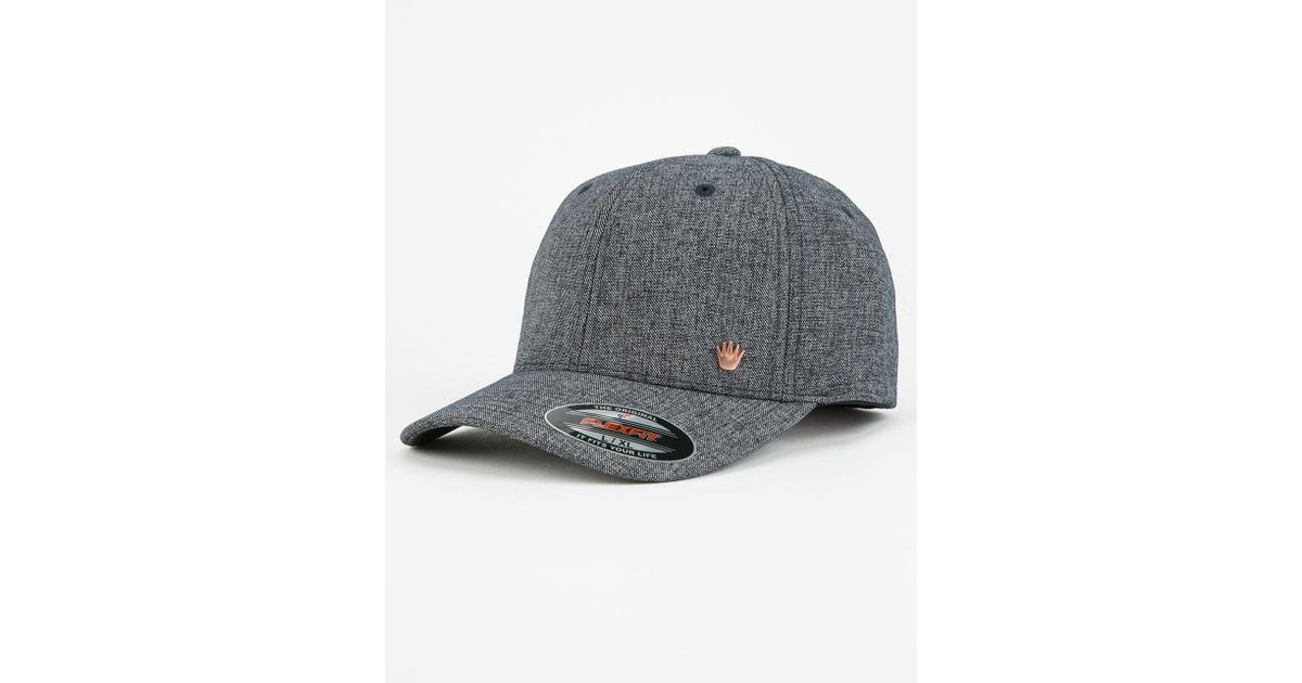 d9ac8ee4bb803 Lyst - NO BAD IDEAS Dirk Mens Hat in Blue for Men