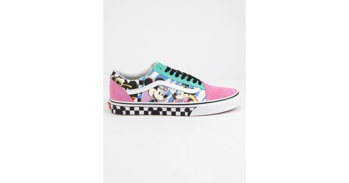 9dff855620936e Lyst - Vans Disney X 80s Mickey Old Skool Shoes for Men