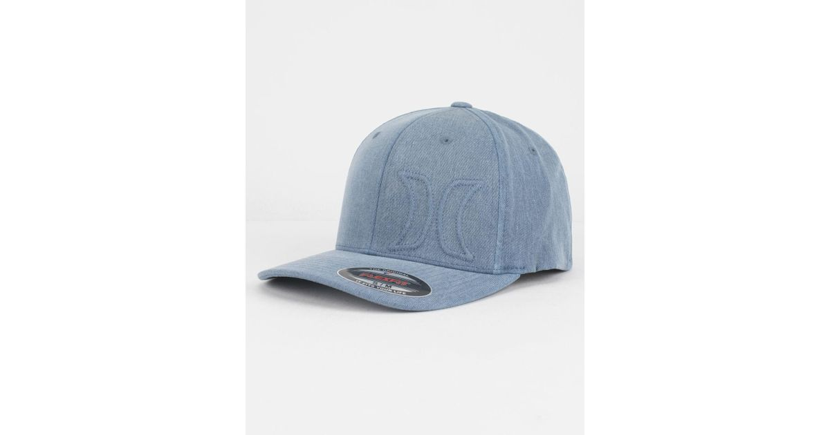 0a3877a5870 Lyst - Hurley Del Mar Mens Hat in Blue for Men