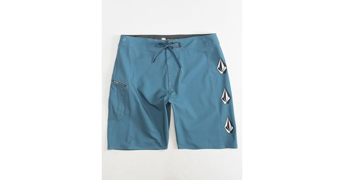 a9ad64bdb3 Volcom Deadly Stones Airforce Mens Boardshorts in Blue for Men - Lyst