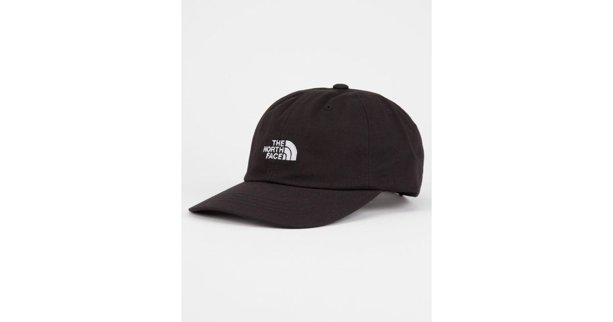 Lyst - The North Face The Norm Dad Hat in Black for Men cc20e7a8254
