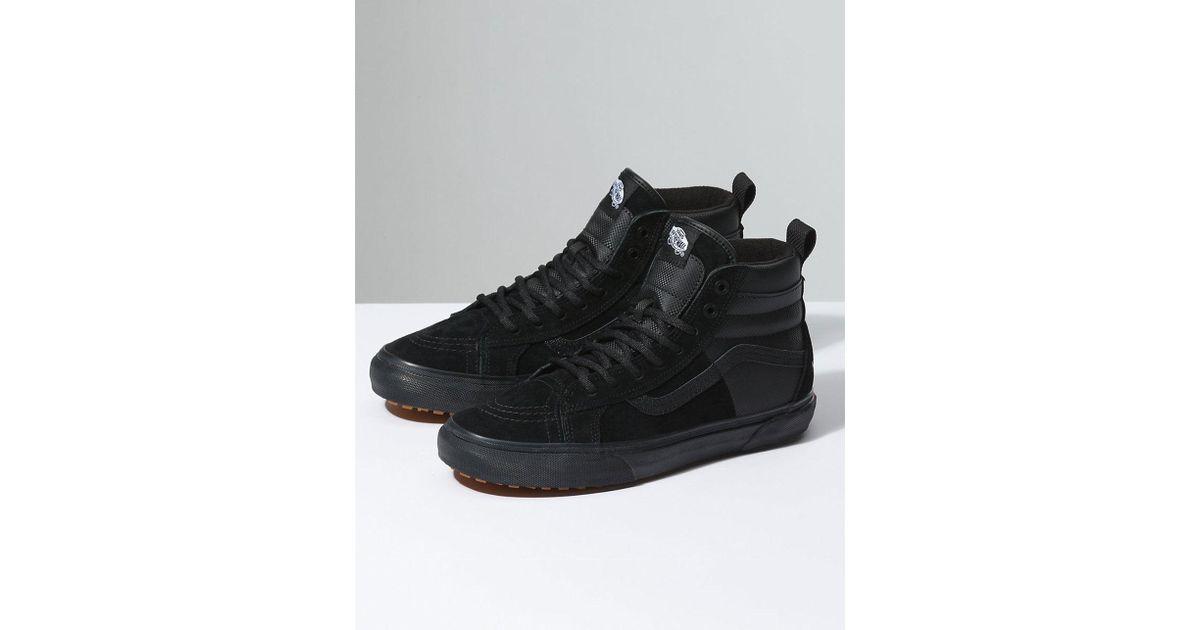 95867e3abbf82e Lyst - Vans X The North Face Sk8-Hi Mte Dx Mens Shoes in Black for Men