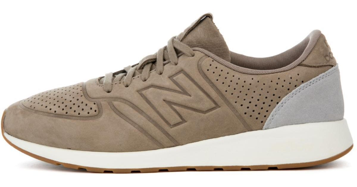 fea3e7d56a33 Lyst - New Balance 420 Deconstructed Sand With Grey Sneaker in Gray for Men