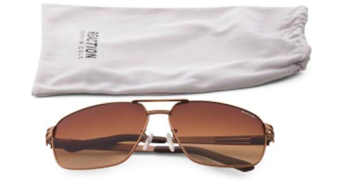 4e59046ac71 Lyst - Tj Maxx Men s Sunglasses in Brown for Men