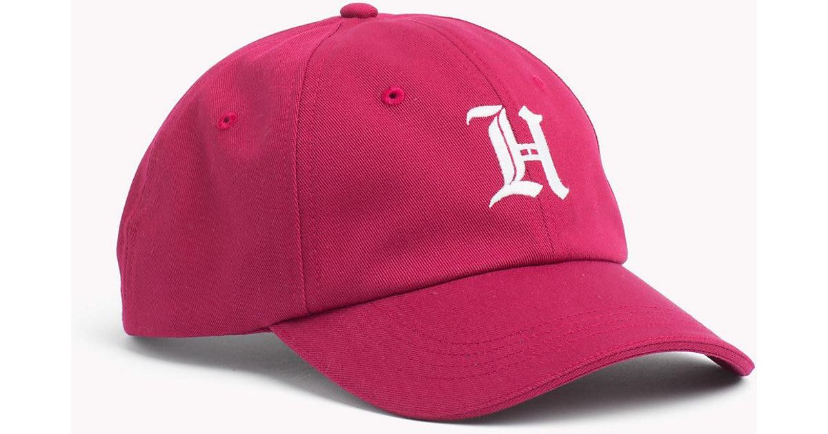 c319f4e6994 Tommy Hilfiger Lewis Hamilton Baseball Cap in Pink for Men - Lyst