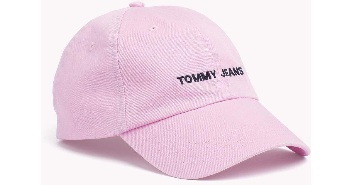6aa94662d3176 Tommy Hilfiger Sport Baseball Hat - Lyst