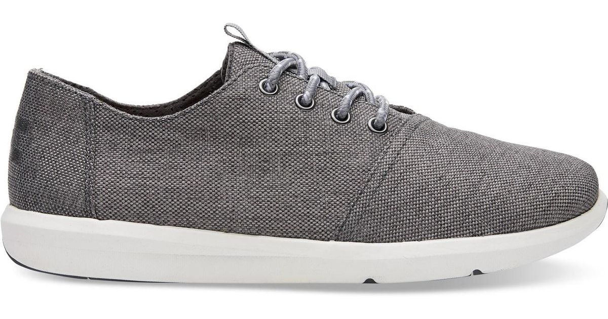 TOMS Steel Polycanvas Sneaker 6nGAxe7