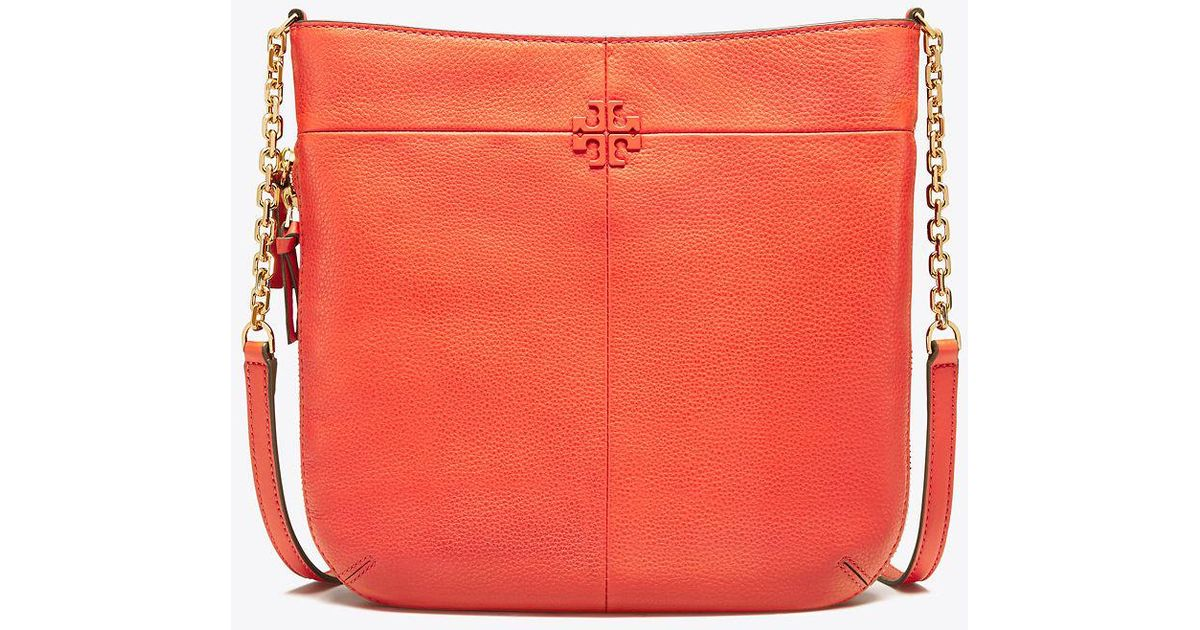 2c21fce13937 Lyst - Tory Burch Ivy Convertible Shoulder Bag in Red
