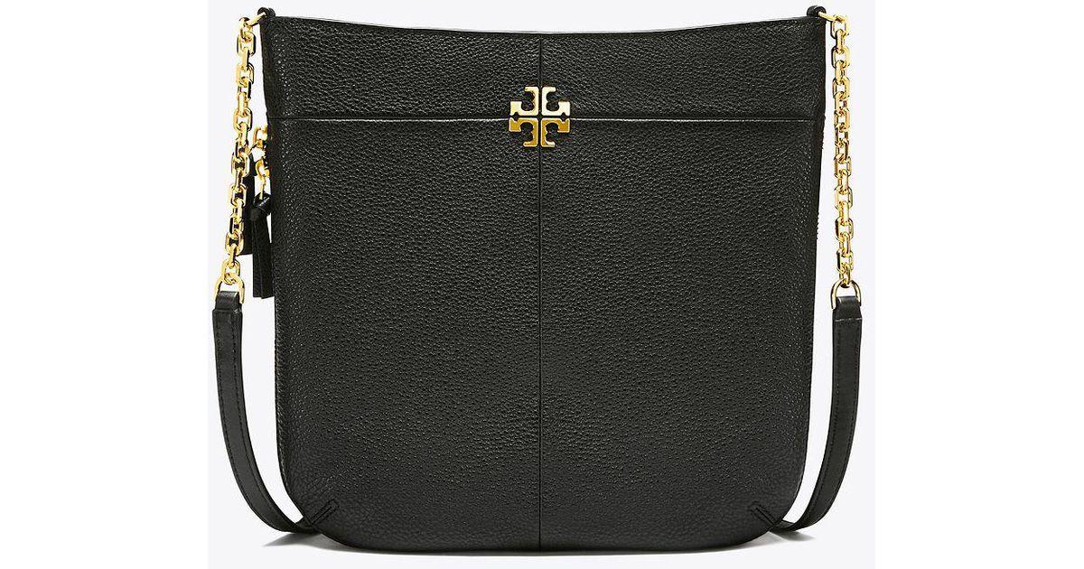 24de611b18b8 Lyst - Tory Burch Ivy Convertible Shoulder Bag in Black