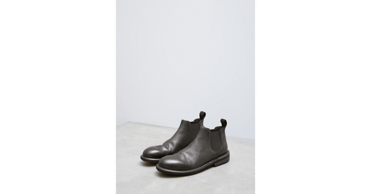 Marsèll Black Bombolone Chelsea Boots DkogqMVbJm