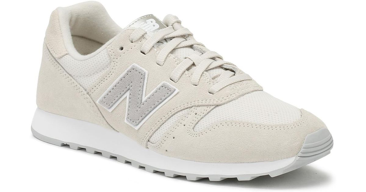 timeless design 4356c d9167 New Balance - Multicolor Womens Beige 373 Trainers - Lyst