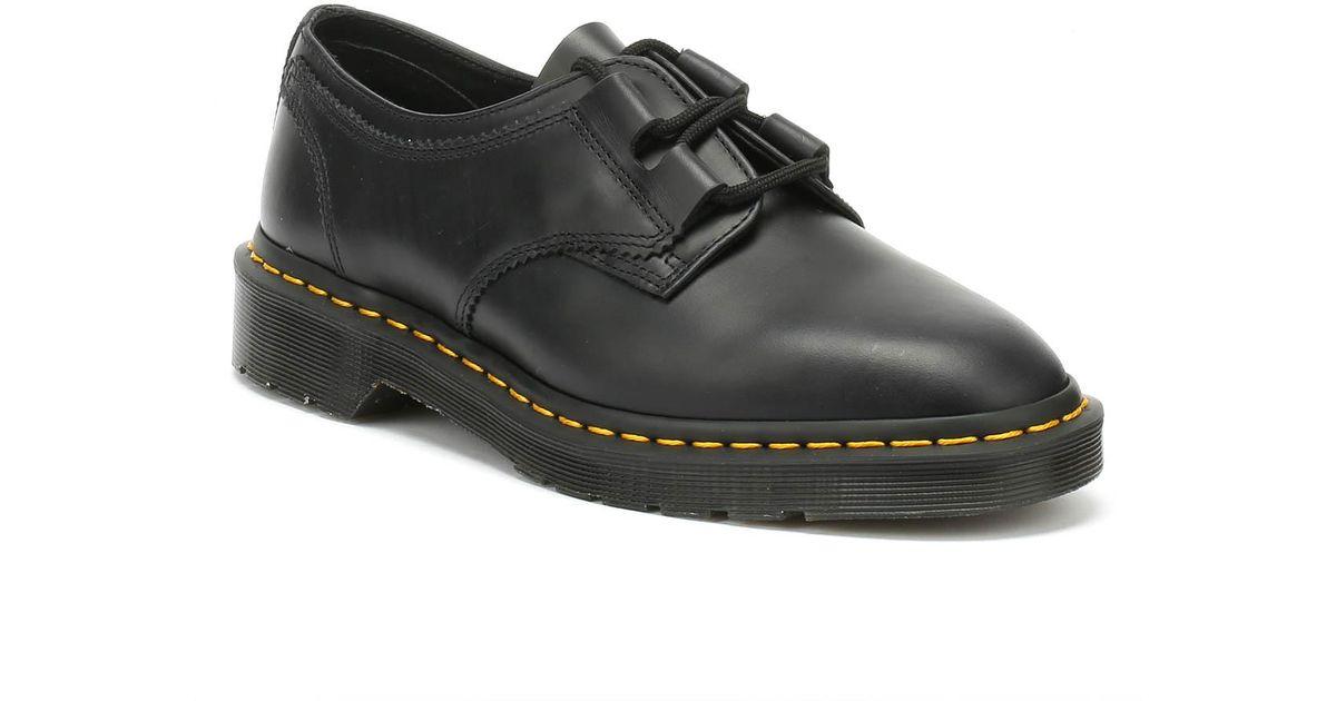 25def03811 Dr. Martens Dr. Martens 1461 Ghillie Aqua Glide Navy Shoes in Blue for Men  - Lyst