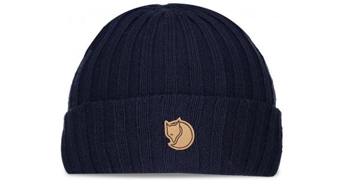 Fjallraven Byron Hat in Blue for Men - Lyst ec80c10f5c45