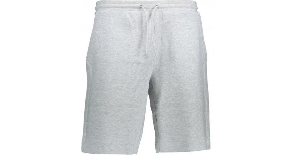 efe8e9bf7 BOSS Headlo 1 Shorts in Gray for Men - Lyst