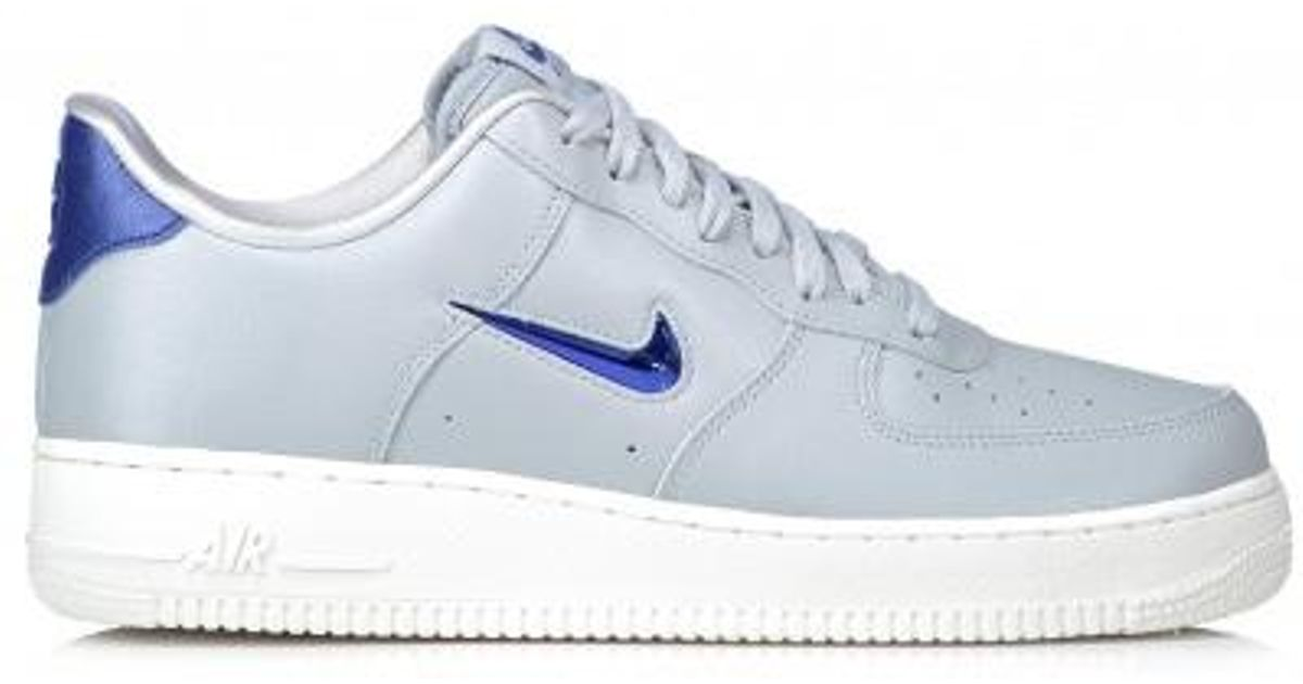 ba32c523e6368f Nike Nike Air Force 1  07 Lv8 in Gray for Men - Save 44.24778761061947% -  Lyst