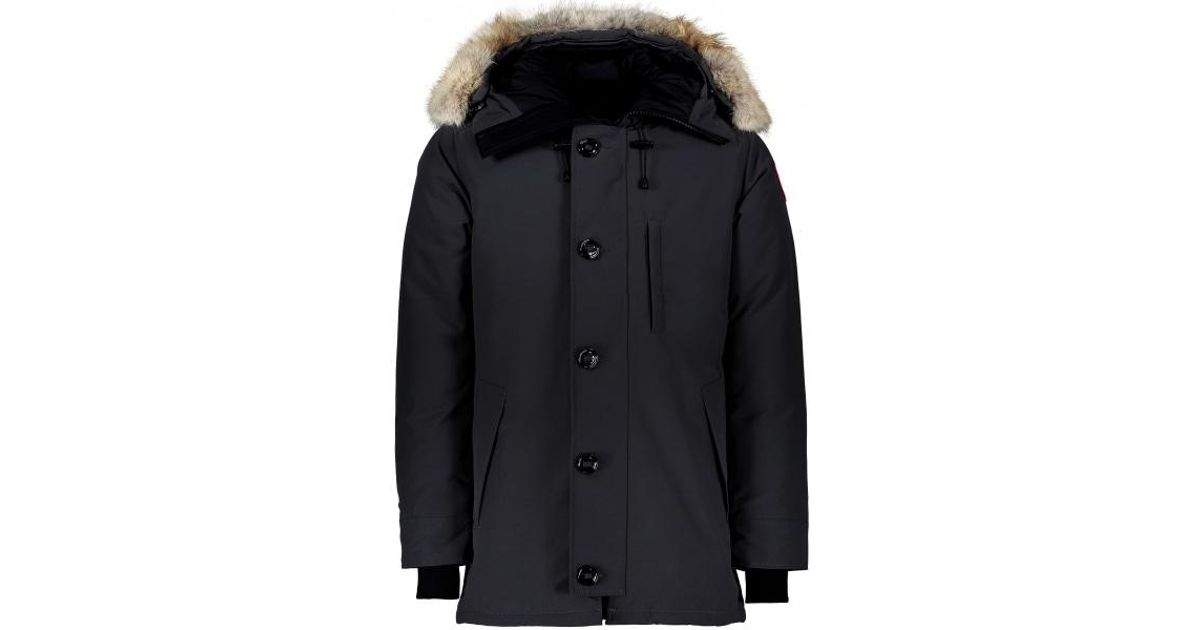 Canada Goose Chateau Jacket in Blue for Men - Lyst ed998ae78d1