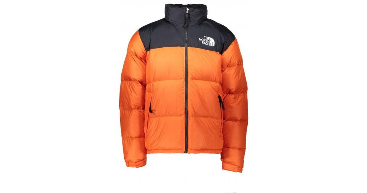 8308c166e1 The North Face M 1996 Rto Nptse Jacket in Orange for Men - Lyst