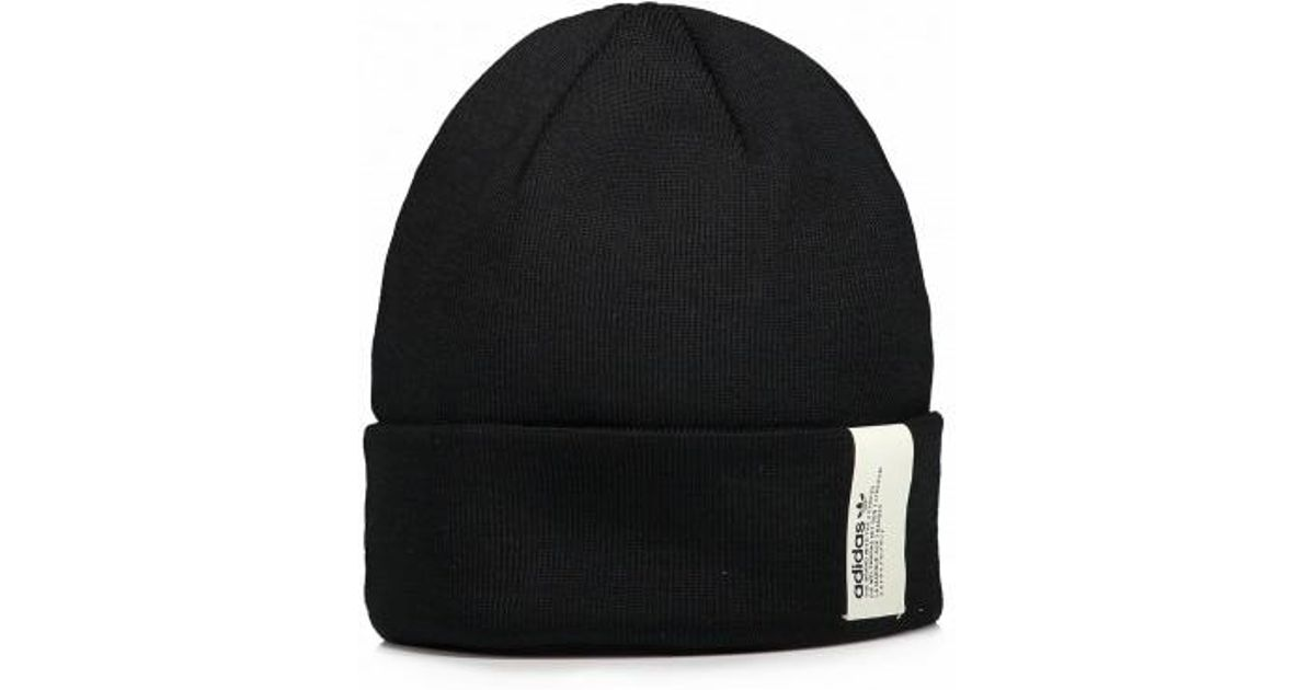 Adidas Originals Nmd Beanie in Black for Men - Lyst d5e16bf1dc4